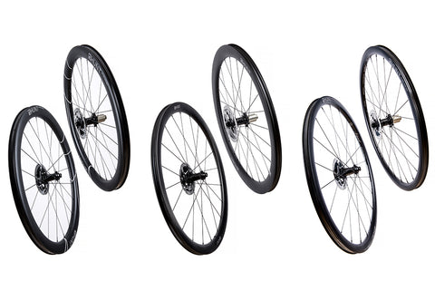 Road/CX Carbon Disc Wheels