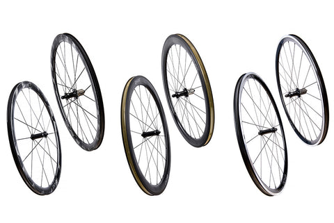 Hunt Bike Wheels - Wide Tubeless-Ready Performance Bike Wheels