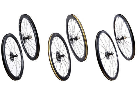 Aero Disc Brake Wheels