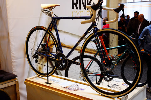 Rink Cycles Bespoked Bristol hunt wheels