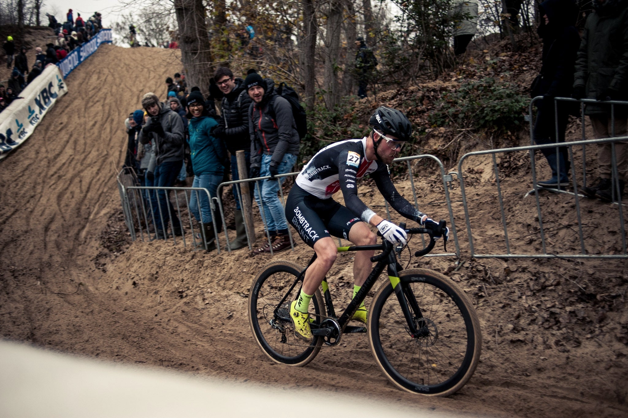 HUNT CX CYCLOCROSS GOSSE VAN DER MEER WORLD CUP UCI