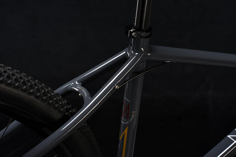 Mason Bokeh seat stays