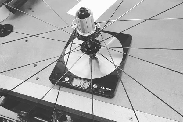 Rear Hill Climb Wheel