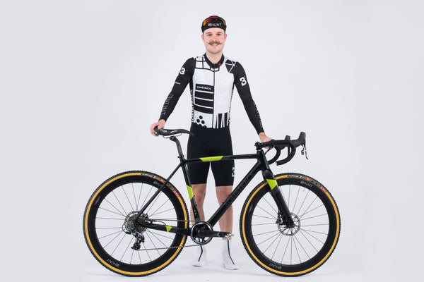 Gosse van der Meer - Bombtrack x Hunt Sponsorship Cyclocross