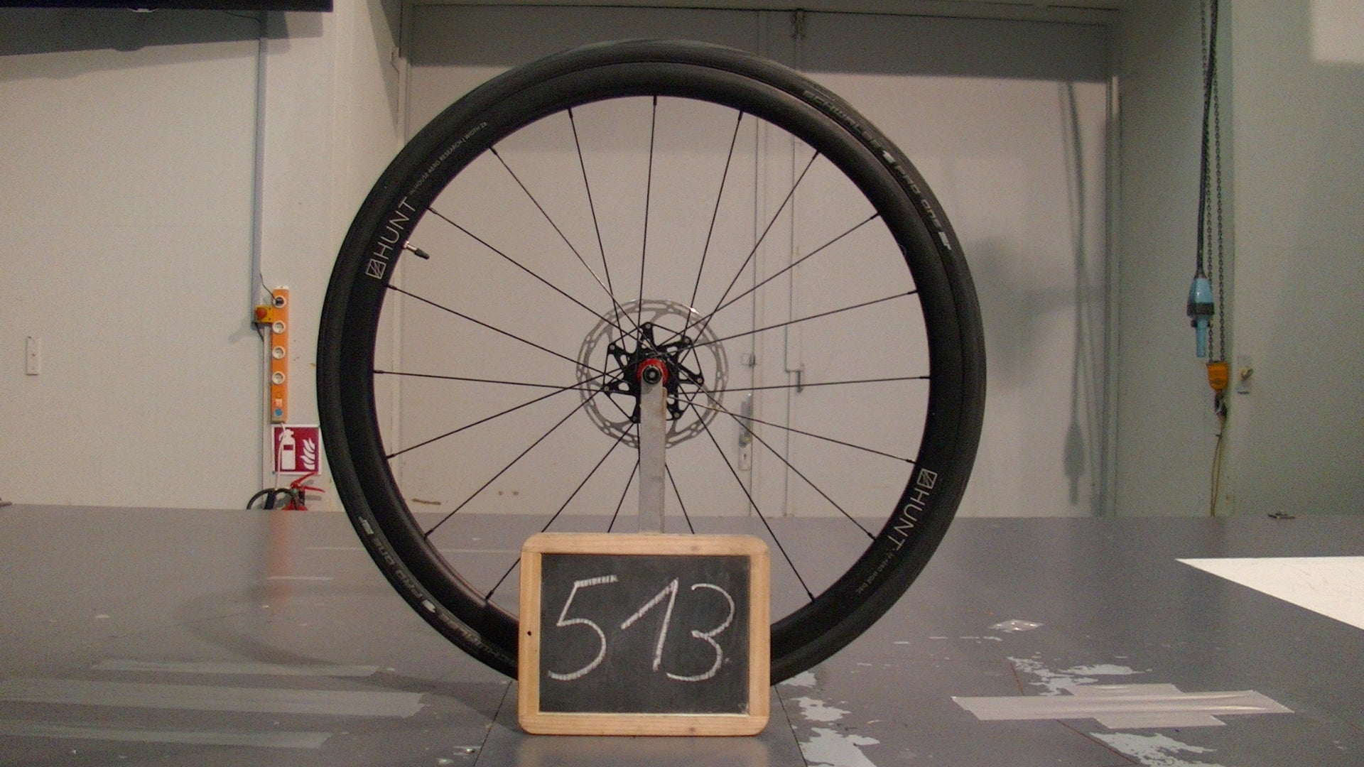 HUNT 34 Aero Wide Disc Wind Tunnel