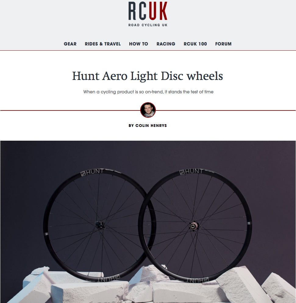 RCUK100 Aero Light Disc Review
