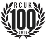 Road Cycling UK 100 Logo