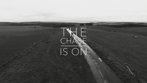 HUNT BIKE WHEELS   |   THE CHASE IS ON   |   FIRLE BEACON SUMMIT, SUSSEX, UK