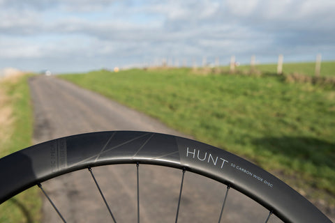 Hunt Carbon Wide Disc 50