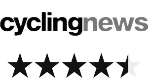 Cycling News 4.5/5 Star review logo