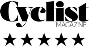 Cyclist 5 Star Review Logo