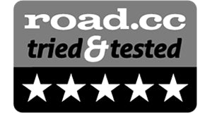 RoadCC 30Carbon Gravel Disc Five Star Review Logo