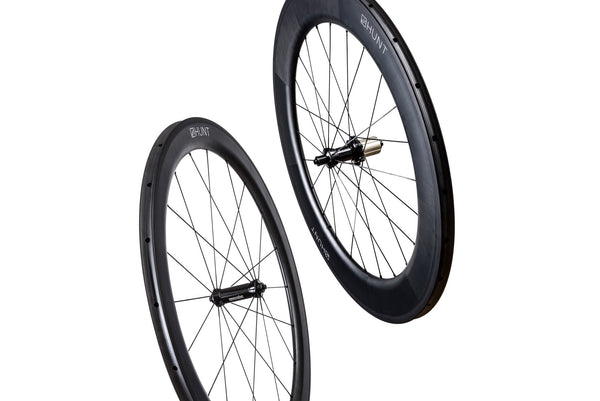 HUNT Team 5580 Carbon Wide Tubular Wheelset