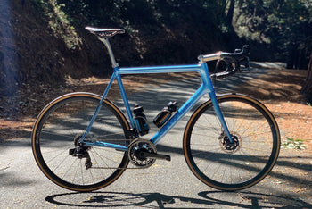 <h1>Dream Build</h1><i>Byron's Cannondale Supersix Evo with SRAM Red eTap AXS</i>