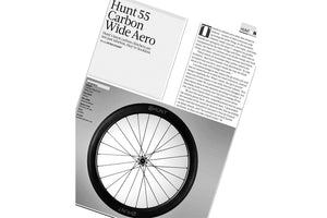 Hunt 55Carbon Wide Aero Wheelset Review