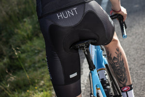 Free Aero Race Bib ShortsForza fabric on inner legs with 38% Lycra® content for perfect fit