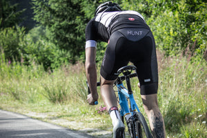 Free Aero Race Bib ShortsReflective detailing on back