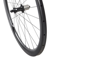 HUNT TEAM 45Carbon Aero TUBULAR | Road/CX Wheelset