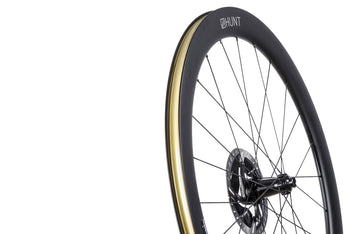 HUNT 50 Carbon Aero Disc Wheelset