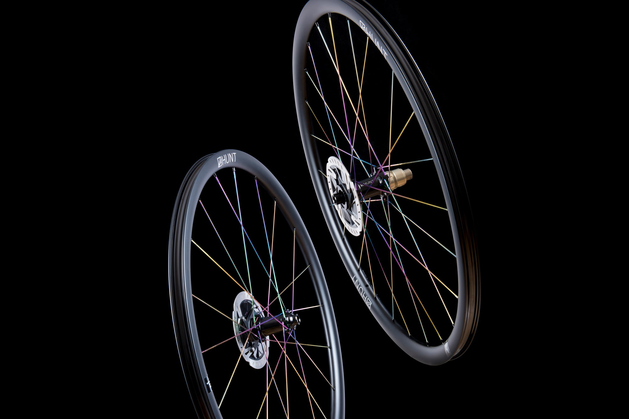 <h1>Oil-Slick Spokes</h1>