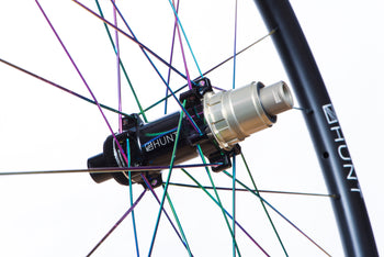 <h1>Freehub Body</h1><i>Durability is a theme for Hunt as time and money you spend fixing is time and money you cannot spend riding or upgrading your bikes. As a result all our freehub bodies have Steel Spline Insert re-enforcements to provide excellent durability against cassette sprocket damage often seen on standard alloy freehub bodies.</i>