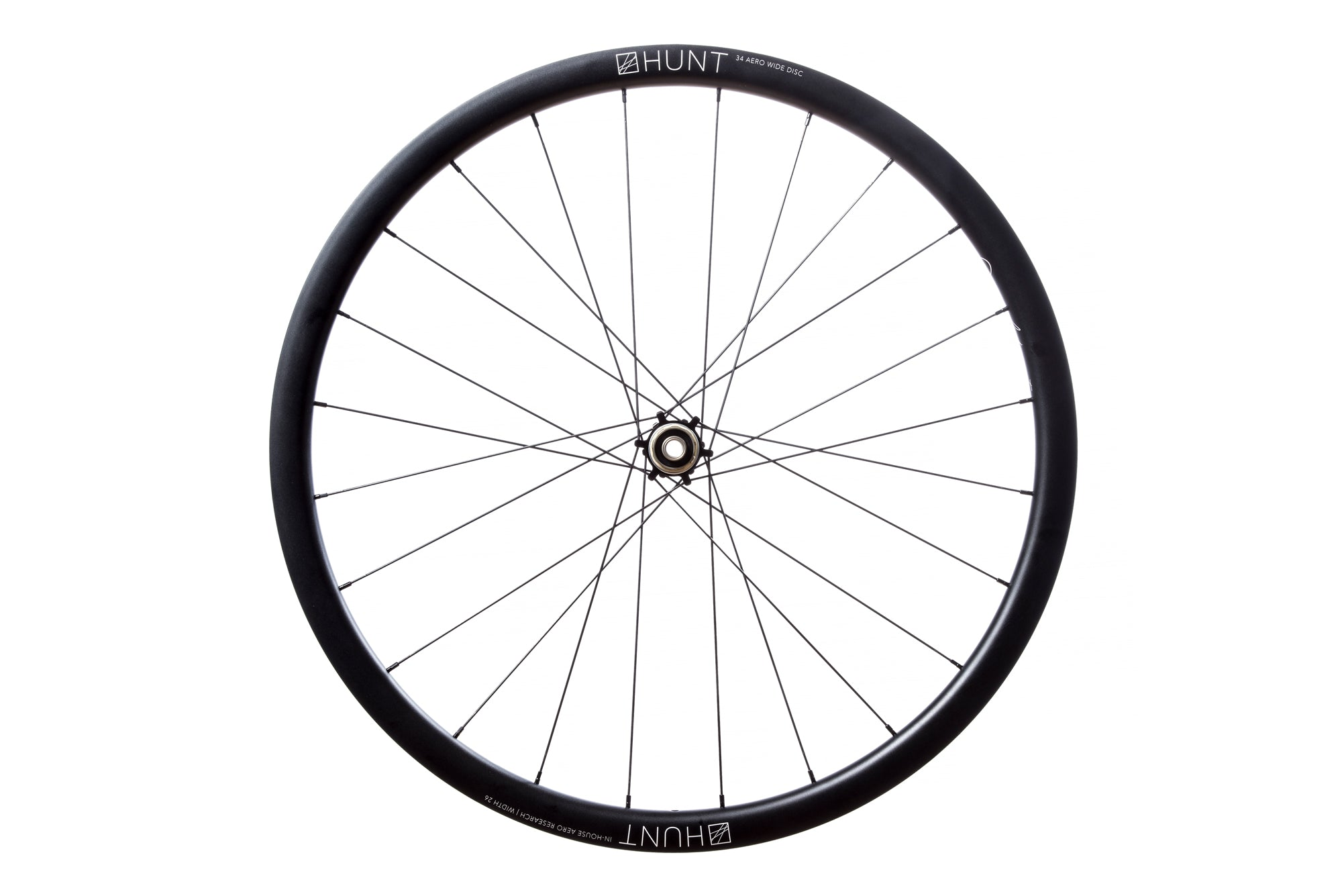 <h1>Rims</h1><i>To achieve the wide profile, yet also create a lightweight 1548g high performance wheelset, 6069-T6 alloy was the right choice. It has a 69% higher Ultimate Tensile Strength (480 Mega Pascals), than the 6061-T6 alloy (280 MPa) often used in performance road rims.</i>