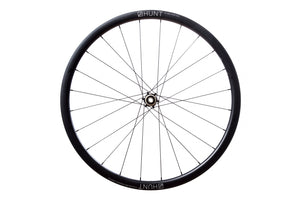 RimsTo achieve the wide profile, yet also create a lightweight 1548g high performance wheelset, 6069-T6 alloy was the right choice. It has a 69% higher Ultimate Tensile Strength (480 Mega Pascals), than the 6061-T6 alloy (280 MPa) often used in performance road rims.