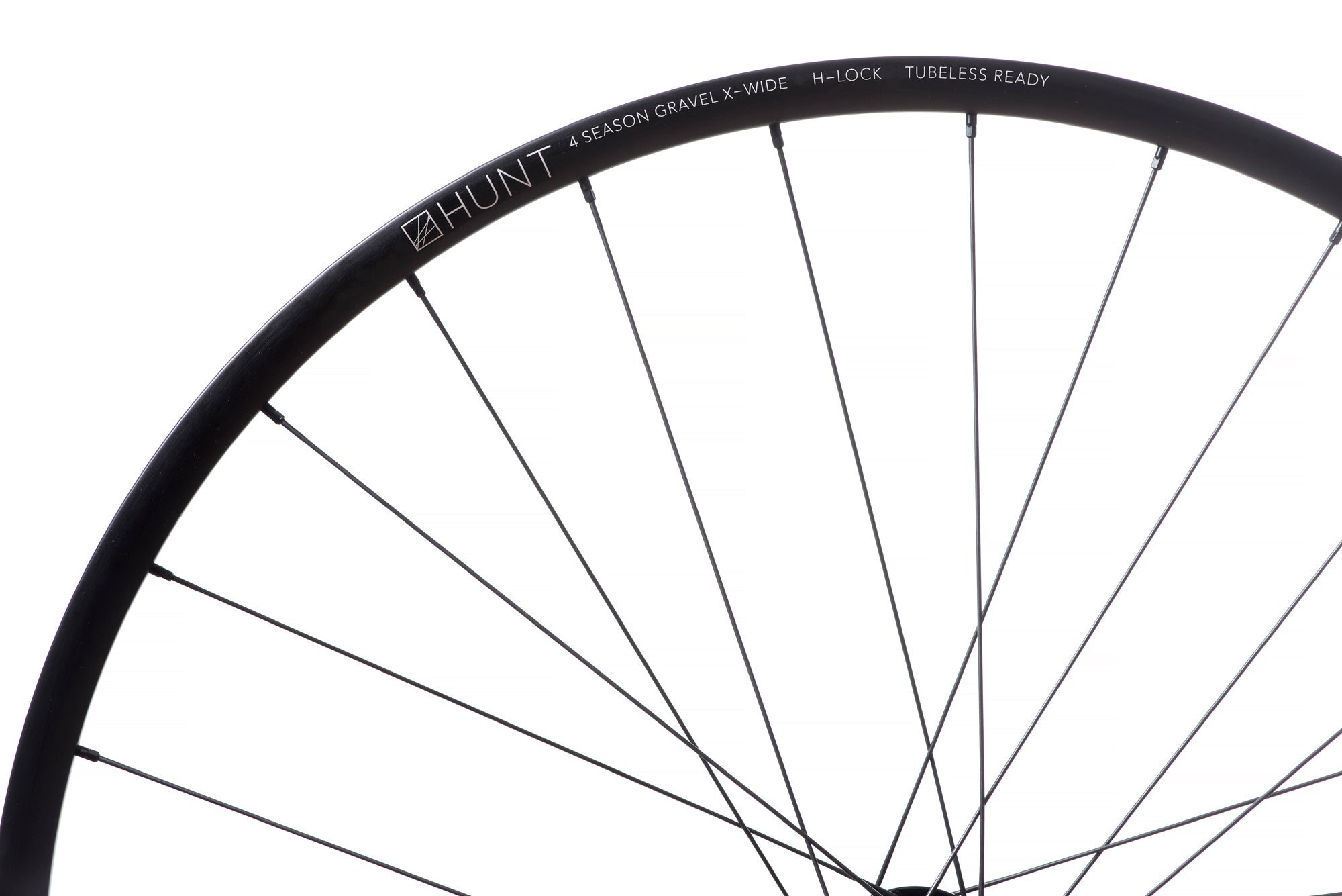 <h1>Spokes</h1><i>We chose the top-of-the-range Pillar Spoke Re-enforcement PSR XTRA models. These butted blade aero spokes are lighter and provide a greater degree of elasticity to maintain tensions and add fatigue resistance. These PSR J-bend spokes feature the 2.2 width at the spoke head providing more material in this high stress area. The nipples come with a square head so you can achieve precise tensioning. Combining these components well is key, which is why all HUNT wheels are hand-built.</i>