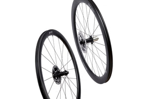 Nearly New HUNT 4050 Carbon Aero Disc Wheelset