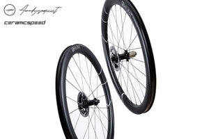 HUNT 48 Limitless Aero Disc Wheelset