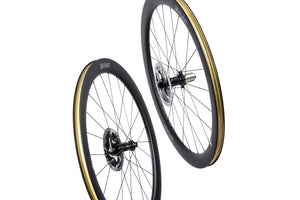 Nearly New HUNT 50 Carbon Aero Disc Wheelset