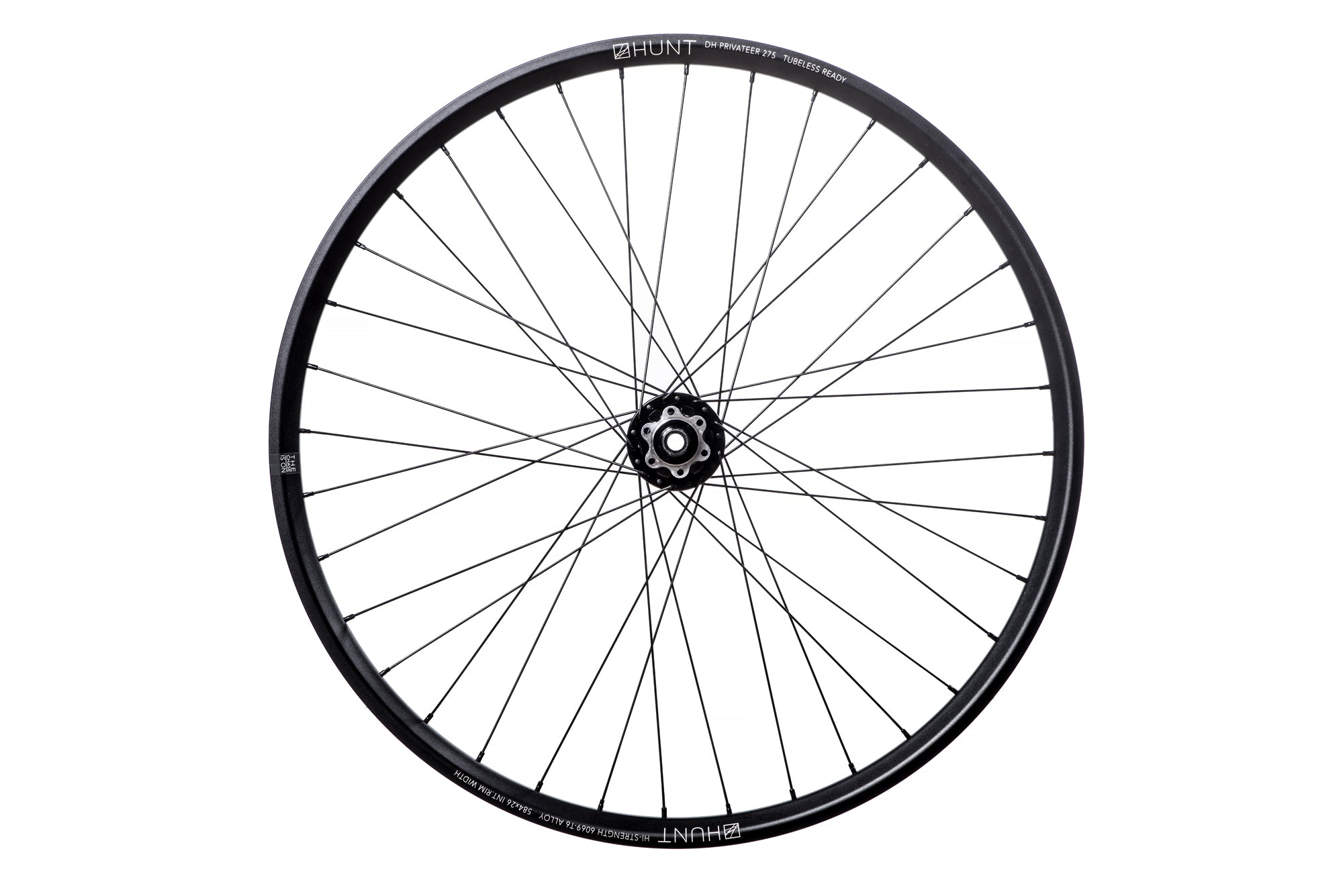 <h1>Weight</h1><i>Mountain bikers aren't concerned about weight, right? Nope! Whether you're doing a back-country epic or pedalling between stages, we have paid attention to weight to suit the type of riding they will be subjected too. For example, using the highest specification Pillar triple butted spokes with PSR (Pillar Spoke Re-enforcement) has allowed us to not only create a stronger wheel with a higher spoke count, but one which does not add a weight penalty.</i>