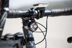 Exposure Revo Dynamo Light On Bike