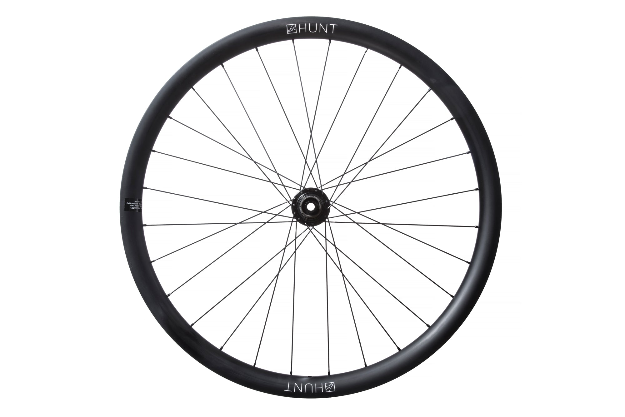 <h1>Spokes</h1><i>We chose the top-of-the-range Pillar Spoke Re-enforcement PSR XTRA models. These butted blade aero spokes are lighter and provide a greater degree of elasticity to maintain tensions and add fatigue resistance. These PSR J-bend spokes feature the 2.2 width at the spoke head providing more material in this high stress area. The nipples come with a square head so you can achieve precise tensioning. Combining these components well is key which is why all Hunt wheels are hand-built.</i>