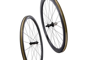 Nearly New HUNT 3650 Carbon Wide Aero Wheelset