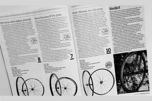 <h1>Cycling Weekly 10 out of 10 best in test</h1>