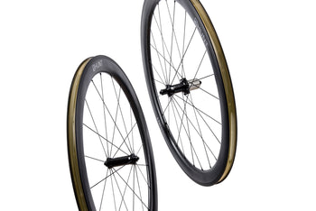Nearly New HUNT 50 Carbon Wide Aero Wheelset