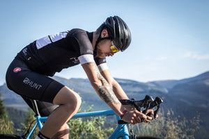 Free Aero Race 4.1 JerseyNervato fabric at armpits for improved aerodynamics and breathability