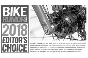 <h1>Bikerumor Editor's Choice Award 2018</h1>