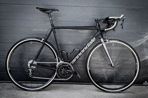 Dream BuildTaylor Jones' Cannondale Caad 12