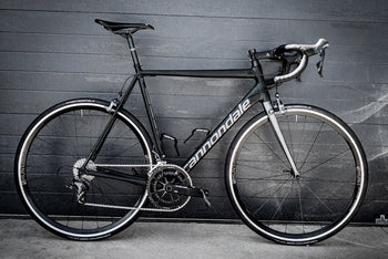 <h1>Dream Build</h1><i>Taylor Jones' Cannondale Caad 12</i>