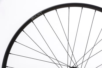 "<h1>Rims</h1><i>The Search 29 rim includes details which are high on the durability factor to make sure you finish every ride with a big grin. The 6069-T6  (+69% tensile strength vs 6061-T6) alloy rim sticks with the wider-is-better mantra. Designed for 2.3""-2.5"" tyres, the wide 30mm (internal) rim provides support to the tyre during hard cornering, landing in a root strewn shoot or when your throttling down a high-speed section and folding a tyre is the last thing you need to happen!</i>"