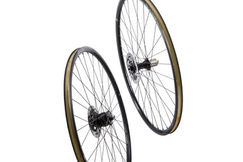 Nearly New HUNT SuperDura Dynamo Disc Wheelset