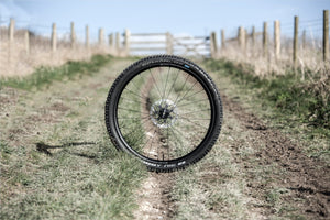 <h1>Tubeless Tyres Fitted</h1><i>Gain the most out of your riding with a set of tubeless Maxxis or Schwalbe Tyres fitted and set up tubeless with sealant ready to roll straight out of the box.</i>