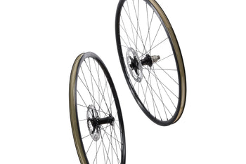 Nearly New MASON x HUNT 650B Adventure Sport Disc Wheelset