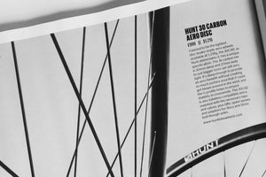 <h1>HUNT 30CARBON AERO DISC REVIEW PRO CYCLING MAGAZINE.</h1>