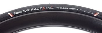 Panaracer Race A Evo3 Tubeless tyres (Pair) & Sealant- Fitted to your Hunt wheels