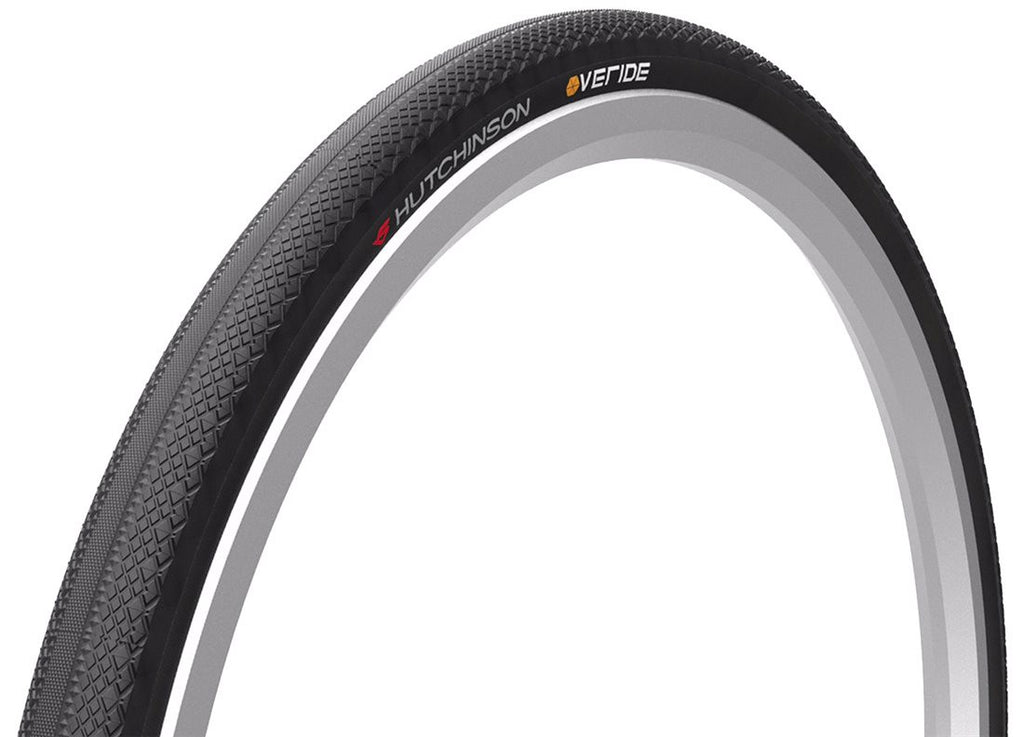 Hutchinson Overide 35mm tubeless tyres (Pair) & sealant fitted to your Hunt wheels