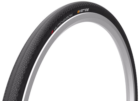 Hutchinson Overide 35/38mm tubeless tyres (Pair) & sealant fitted to your Hunt wheels