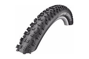 "Schwalbe Hans Dampf 2.35"" Snake Skin Soft Front & Rear Tubeless Tyre Combo"
